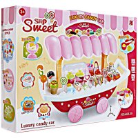 [Sale] SHOP SWEET LUXURY CANDY CAR MAINAN ANAK CEWEK / Ice cream Store