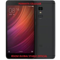 XIAOMI REDMI NOTE 4 RAM 4GB/ INTERNAL 64GB/ BLACK / Room Global Stable OFFICIAL