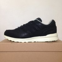 Sepatu Casual Piero Jogger Full Mesh Black Off White P20322 Original