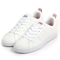 Adidas Neo Advantage Clean White List Pink B74574 Sneakers Shoes
