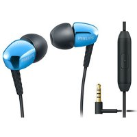 Earphone Philips SHE3905 Built-in Microphone High-quality Sound Enjoy Music without Missing a Call