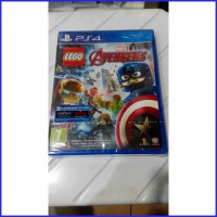 lego marvel avengers playstation 4 ps4