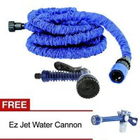 PALING MURAH Paket Selang Magic X-hose Auto Expandable 22,5 M + Ez Jet Water Cannon SALE