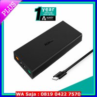 Powerbank Aukey PB-T9 Powerbank with Quick Charge 3.0 - Hitam 16000mAh