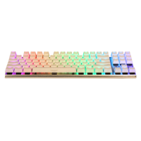 Powerlogic Armageddon MKA-5R - RGB Mechanical Keyboard