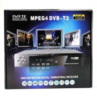 Mpeg4 Dvb-T2 Tv Tuner Digital Usb Player Recorder Harga Promo12