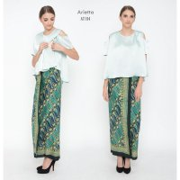 Just Mom Baju hamil menyusui Arietta Light Green 104