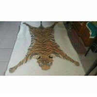 karpet bulu korea motif macan uk 270*160