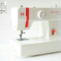 Messina N 808 New York N808 by Singer Mesin Jahit Portable Multifungsi