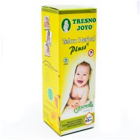 Tresno Joyo Minyak Telon Herbal Plus Citronella 60ml