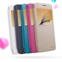 [globalbuy] For Samsung Galaxy On7 2016 Original NILLKIN Sparkle Leather Case for Samsung /4103964