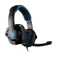Headset Gaming Sades Wolfang 901