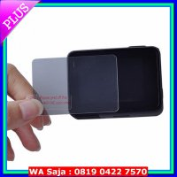 #Action Camera Lcd Screen + Lens Protector (anti Gores) Gopro Hero 5 Black
