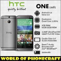 [globalbuy] HTC One M8 Quad Core 2GB RAM 32GB ROM 5 Big Screen 1920*1080 Android 4.4 Sense/2328608