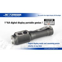 JETBeam DDA10 Senter LED CREE G2 160 Lumens