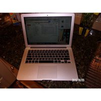 [poledit] Apple MacBook Air 13.3-Inch Laptop MD760LL/B, 1.4 GHz Intel i5 Dual Core Process/9703249