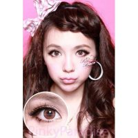 New Softlens Diva Queen Brown (Coklat) -Original 100%-Terlaris
