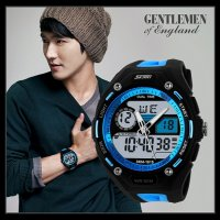 SKMEI Turbo 1015 Biru Jam Tangan Original Import Murah Tahan Air