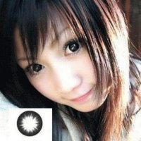 New Geo Softlens Hyperblack - (Xck-105) -Original 100%-Terlaris