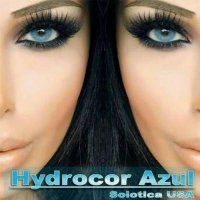 New Softlens Solotica Hidrocor Azul -Original 100%-Terlaris