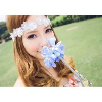 New Softlens Baby Color Summer Doll Series Blue (Biru) -Original 100%-Terlaris
