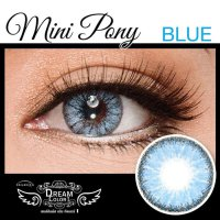 New Softlens Dreamcon / Dream Color Mini Pony Blue (Biru) -Original 100%-Terlaris