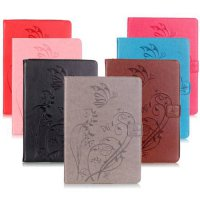 [globalbuy] For Samsung Galaxy Tab A 10.1 2016 T580 Cases 8 Colours Emboss Lavender Flower/4146232