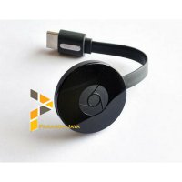 (Siap Kirim) Google Chromecast Wireless WiFi Display Receiver Dongle WeCast EZcast