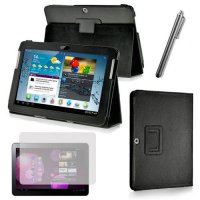 [globalbuy] New PU Leather Case Cover Stand Skin For Samsung Galaxy Tab 2 P5100 P5110 10.1/4146069