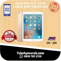 iPad Pro 9.7' inch 128GB Wifi Celluler BNIB Garansi Apple 1 Tahun Rose
