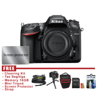 Kamera Nikon D7200 Body Only - FREE Accessories