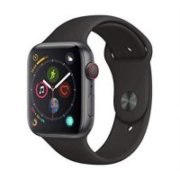Apple Watch Series 4 - Iwatch 4 - 44mm - Original Apple - Garansi 1 th - Hitam