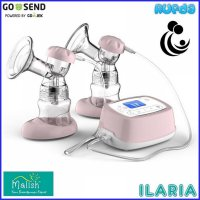 Malish Ilaria Double Electric Breast Pump Pompa ASI Elektrik