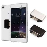 Metal Micro USB to Magnetic Charging for Sony Xperia Z1 Z2 Z3 / Z3 Compact XL39H