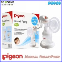 Pigeon Manual Breastpump Breast Pump Pompa ASI