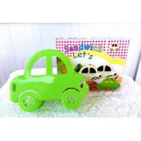 Car Sandwich Cars Mold Cetakan Roti Mobil dapur bear hello kitty food