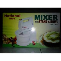 mixer with stand and bowl National HM 1505 / mixer nati