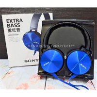Headphone MDR- EXtra Bass 450AP with control Talk