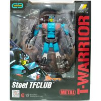 Robot Metal Transformers MagMax Saucy (Pick Up) - WeiJiang T-Warrior