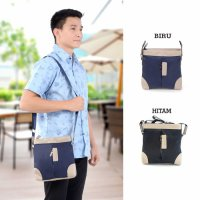 Men Shoulder Fashion Bag Tas Selempang WEST WOOD A501