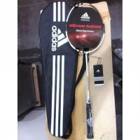 raket bulutangkis/raket badminton adidas original adipower duo force