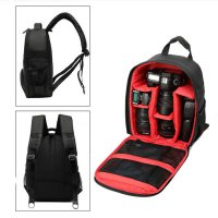 Tas Kamera SLR Camera DSLR Backpack d7100 Small Compact