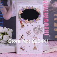 [globalbuy] Bling Rose Flower Dancing Dance Girl Bear Tower Zebra Imperial Crown Crystal R/3646214