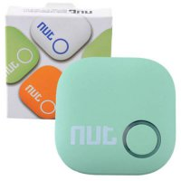 [globalbuy] Mini Smart 2 Way Bluetooth GPS Tracker Finder Green For Child Pet Key Car Wall/1784464