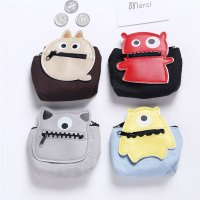 Women Girls Cute Fashion Cartoon Coin Purse Wallet Bag Change Pouch Key Holder