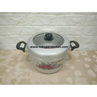 Panci Kukus / Steamer Rice cooker maspion 24cm (panca g