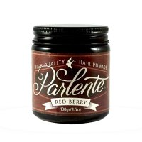 Parlente Red Berry Heavy Hold Waterbased Pomade