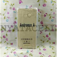 Soft Case Anticrack Smartfren Andromax A Soft Hard Clear Cover Casing