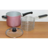 Maspion Multi Fryer / Penggorengan Serba Guna 18 Cm GC
