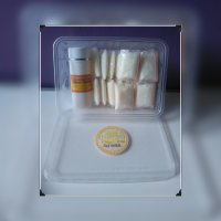 Masker Kefir Fortuna Original Paket Box 20hr